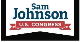 Sam Johnson for Congress